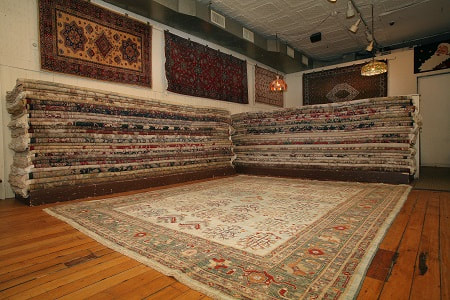 Oriental Rug Showroom in Melrose, MA