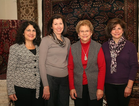 The Office Staff at Melrose Oriental Rug